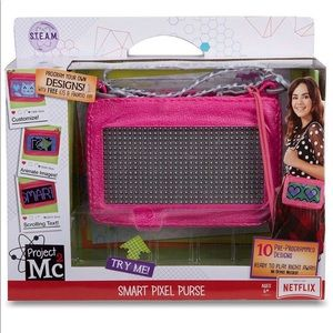 Other - [NEW] Smart Pixel Purse - Project Mc2